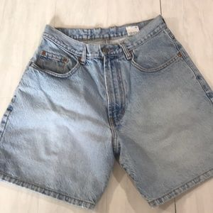 Lucky Brand Dungarees Vintage Jean shorts size 29